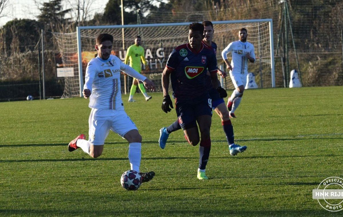 U prvoj pripremnoj utakmici nogometaši Rijeke upisali poraz: Rijeka – Fehervar 0:1