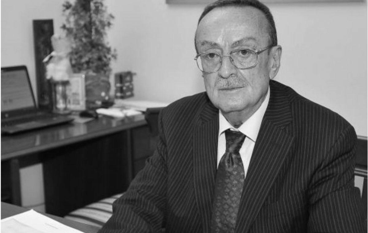 Komemoracija za prof. dr. sc. Jožu Perića: 'Bio je iznimno uporan, vrlo stručan i savjestan suradnik'