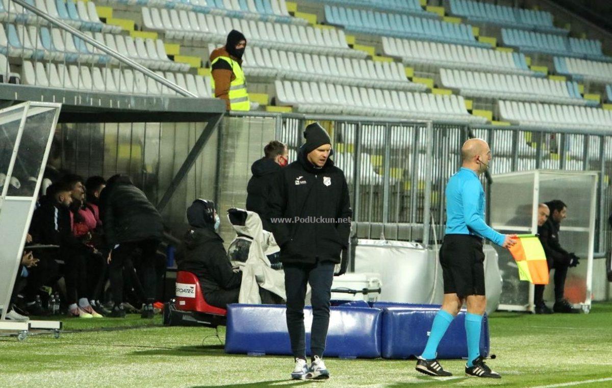 Simon Rožman o stanju momčadi pred današnji dvoboj s Istrom: Nema plakanja, fokusiramo se na svoju igru