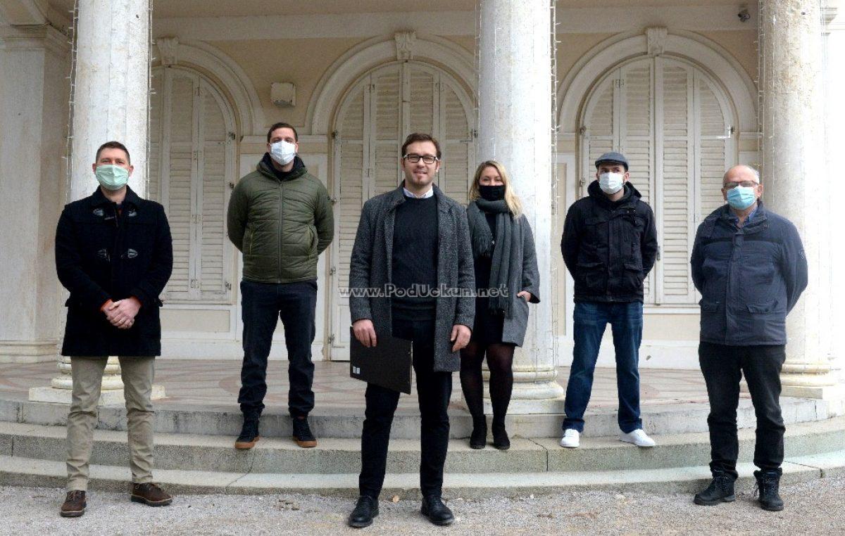 [VIDEO] Ante Štampalija u trci za gradonačelnika Opatije