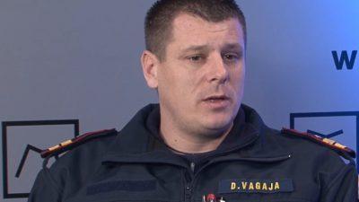 [VIDEO] Dražen Vagaja: Vatrogastvo je poziv, a obuka traje cijeli život