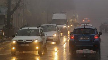 Maglovit dan na Liburniji