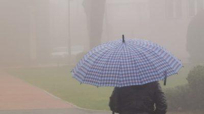 [VIDEO/FOTO] Maglovit dan na Liburniji