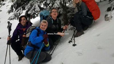 [FOTO] Da se užanca ne zatare – Liburnijski planinari i ove godine održali tradicionalni pohod na Vojak