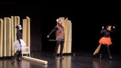 """[FOTO/VIDEO] Kazališna predstava """"Nemaš pojma, Grizlijane!"""" oduševila mališane, uskoro u Gervais stiže predstava """"Triola la la la"""""""