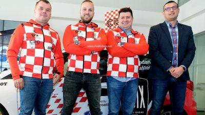 [FOTO/VIDEO] Premijerni nastup na WRC-u Monte Carlo: Posada Prodan / Raštegorac nakon petnaest godina brani boje Hrvatske na prestižnom natjecanju