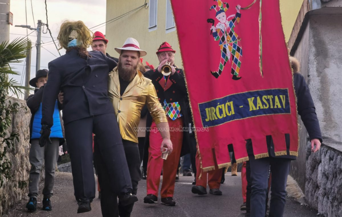 [FOTO/VIDEO] Pust pul Jurčić: Malo po malo, na pale je finil – Sralo