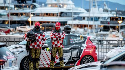 """[VIDEO/FOTO] Viliam Prodan i Zoran Raštegorac završili 89. WRC Rally Monte Carlo: 'Uspjeli smo, sretni smo i ponosni"""""""