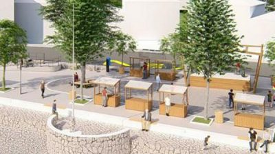 Javno predstavljanje projekta uređenja trga Ika ove srijede u villi Antonio
