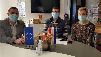 [VIDEO] Stolarski obrt 'Fineline' uz pomoć EU sredstava gradi proizvodnu halu vrijednu 7,8 milijuna kuna
