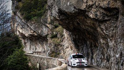 [VIDEO] WRC Monte Carlo – Rally posada Prodan / Raštegorac unatoč problemima na prvom brzincu okončala dan 8. mjestom u klasi