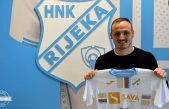 [VIDEO] Andrija Vukčević novi igrač HNK Rijeka: 'Izabrao sam Rijeku jer želim napredovati kao igrač'