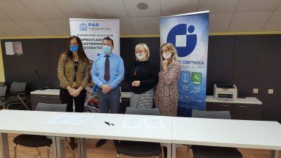 Visoka poslovna škola PAR i Udruženje obrtnika Viškovo-Kastav-Klana-Jelenje potpisali Sporazum o suradnji