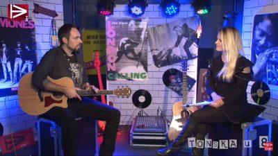 [VIDEO] 'Tonska u 8' ugostila Ivana Pešuta: 'Mnogi me pitaju kako sam odabrao spoj glazbe, informatike i njemačkog'