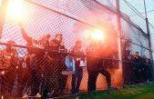 [FOTO/VIDEO] Podrška pred Jadranski derbi: Armada na treningu nogometaša Rijeke