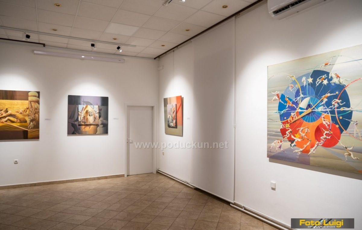 [VIDEO/FOTO] Prodajom vrijednih umjetnina Charlesa Bilicha, Lovranci prikupljaju sredstva za pomoć Petrinji