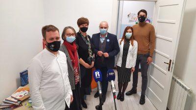 Županijski Savjet mladih donirao didaktički materijal Zavodu za kliničku, zdravstvenu i organizacijsku psihologiju Dječje bolnice Kantrida