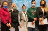 Diplomirali mladi polaznici usavršavanja za voditelje EU projekata