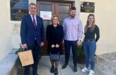 Gradonačelnik Mostarac primio predstavnike albanske nacionalne manjine