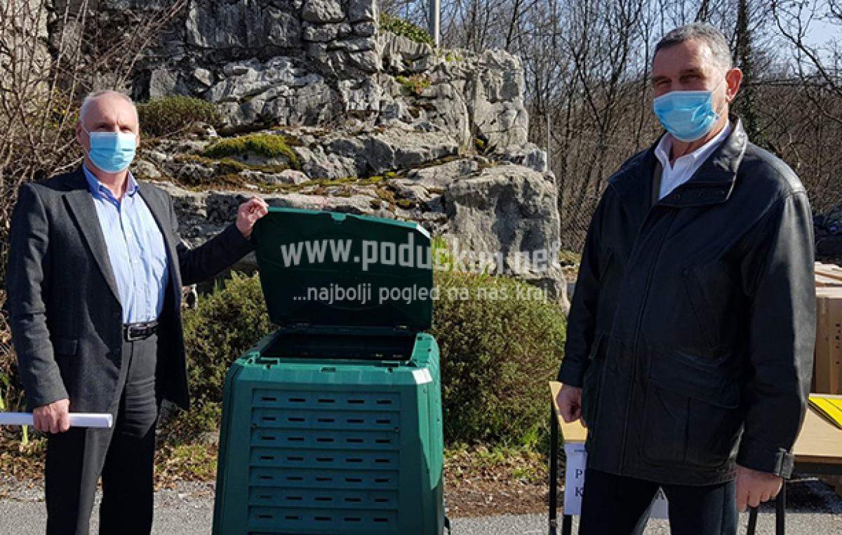 [VIDEO] Počela podjela kompostera u Matuljima, kompostana planirana kraj Osojnice