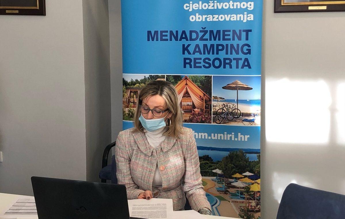 'Menadžment kamping resorta' okupio 36 polaznika