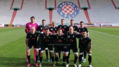 Opatijski nogometaši završili neriješeno protiv Hajduka u Splitu