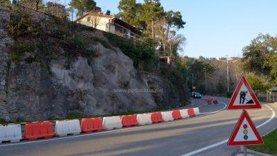 U OKU KAMERE Privremena regulacija prometa – Zatvorena jedna traka kod Nule, promet se regulira semaforima