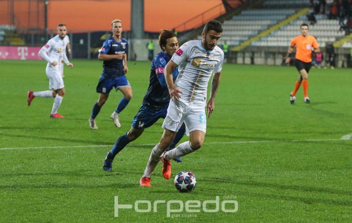 """[VIDEO] Sandro Kulenović, strijelac pobjedonosnog gola protiv Lokomotive: """"Ovo je za nas jako važna pobjeda"""""""