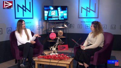 [VIDEO] Ivana Grabar u '11 manje kvarat' o novoj suradnji s Novinet.TV-om: Prava stvar mi uvijek dođe u pravo vrijeme u životu