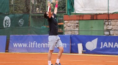 Giovanni Fonio pobjednik turnira ITF 49. Istarska rivijera Opatija 2021.