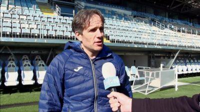 [VIDEO] Novi trener Rijeke Goran Tomić najavio gostovanje bijelih u Gradskom vrtu: Kup je specifično natjecanje, vjerujem da možemo proći dalje