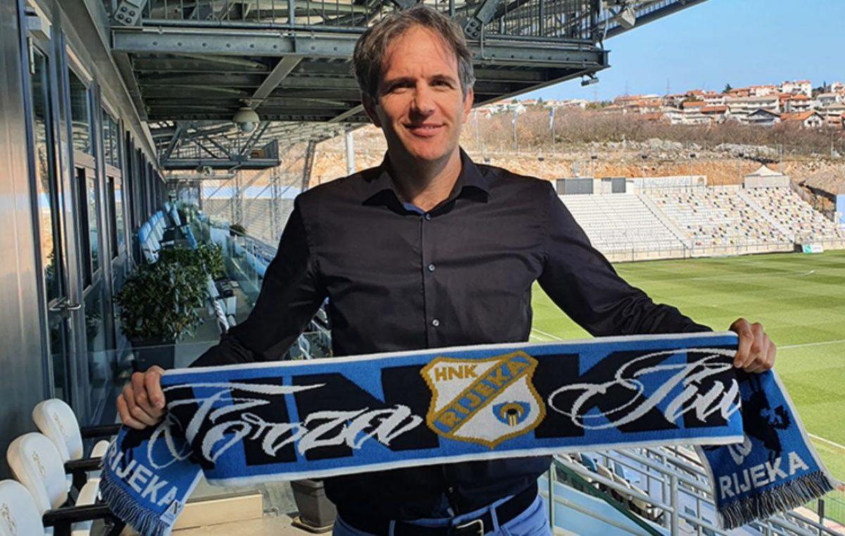 Goran Tomić novi trener HNK Rijeka