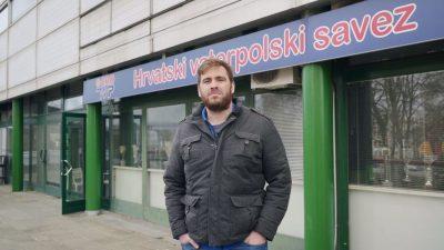 [VIDEO] Vaterpolist Josip Vrlić Kastavac mjeseca veljače