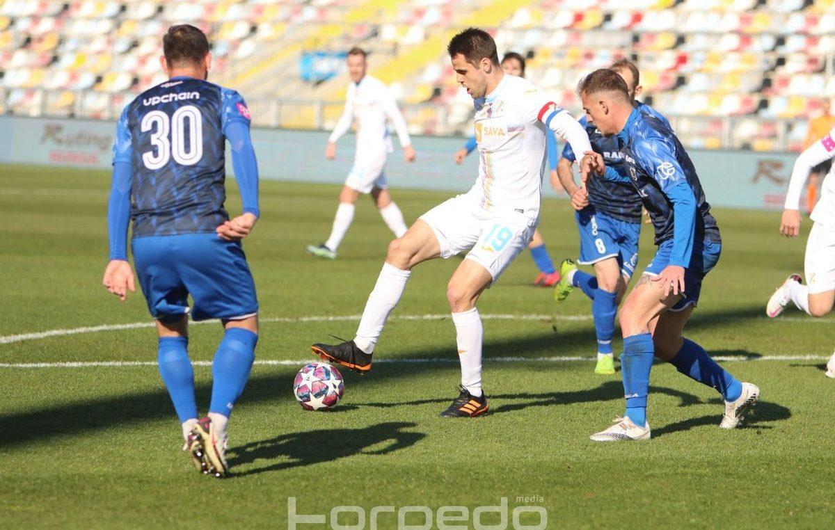 [FOTO] Uvjerljiva pobjeda Rijeke na domaćem terenu: 2:0 protiv Varaždina