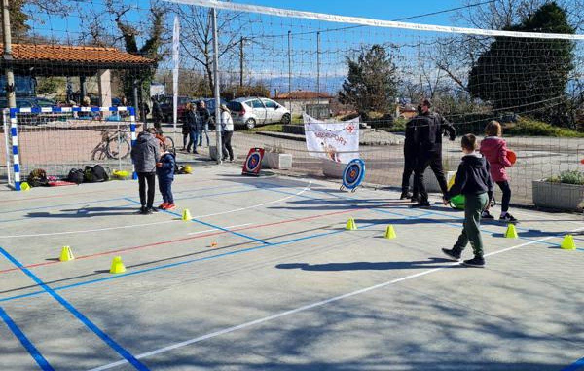 [FOTO/VIDEO] Otvoren Sportsko-rekreacijski centar Dobreć