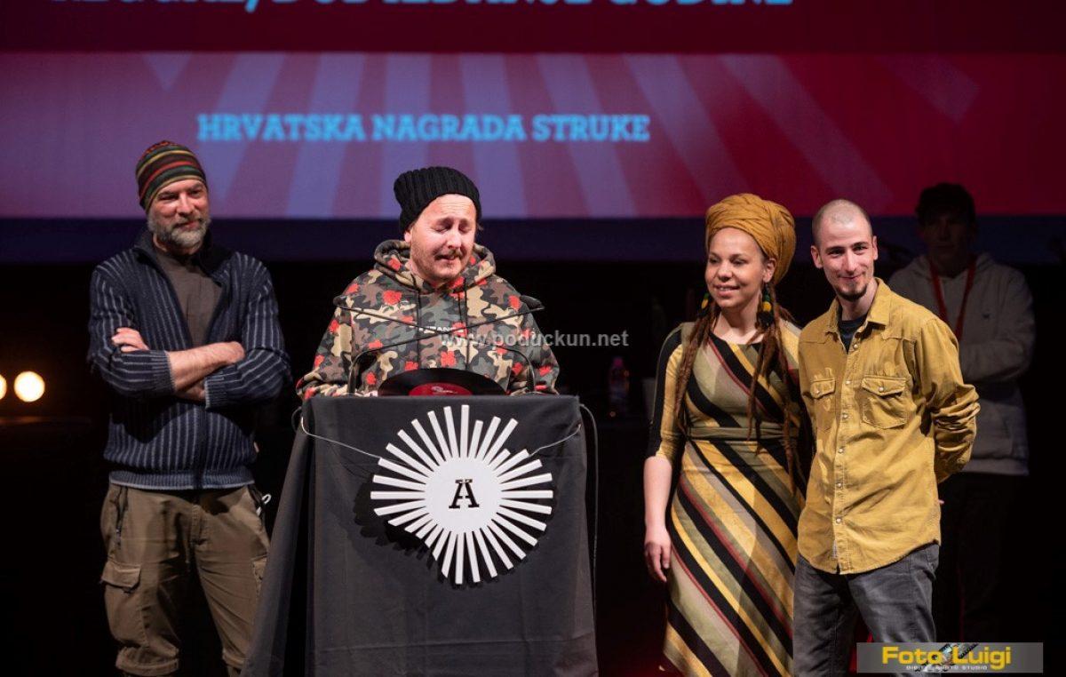 Dodjela nagrade Ambasador u centru Gervais