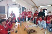 [FOTO] Crvenom križu Glina uručene donacije Crvenog križa Opatija i Tenis kluba Opatija