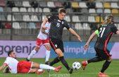 [FOTO] Vatreni se mučili protiv Malte, Perišić i Modrić presudili utakmicu
