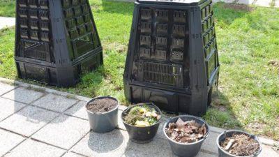 U Viškovu počinje prva faza podjele kompostera za kućno kompostiranje