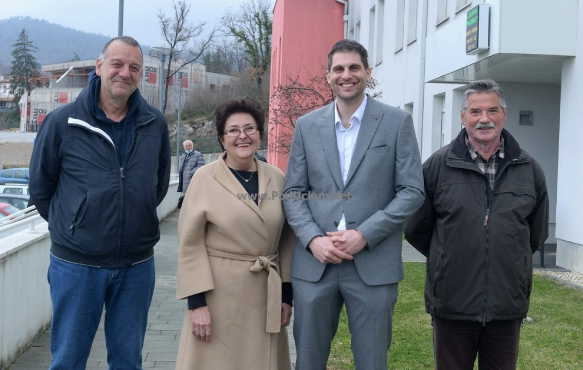 [VIDEO] Predstavljena koalicija: SDP i HSU zajednički u izbornu utrku u Matuljima