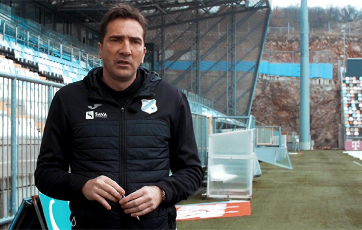 [VIDEO] Osvrt Ede Flege, voditelja škole nogometa HNK Rijeka na proteklu godinu: Uspješno smo se adaptirali na korona uvjete i rezultati nisu izostali