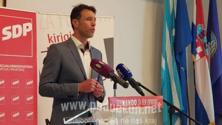 [VIDEO] Kirigin: Opatiji ne treba jeftini populizam, nego gradonačelnik koji će realizirati obećano