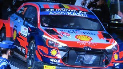 WRC CROATIA RALLY: Neuville u vodstvu, ali Ogier stišće, Prodan odustao zbog kvara