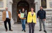 [VIDEO] Neva Slani predala 700 potpisa podrške kandidaturi