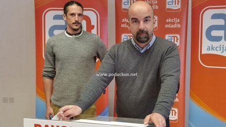 [VIDEO] Davor Jurčić kandidat Akcije mladih za gradonačelnika Grada Kastva