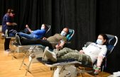 [FOTO/VIDEO] GDCK Opatija zadovoljno odazivom na lovransku akciju – 52 darivatelja uspješno darovalo svoju krv