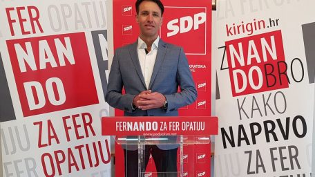 [VIDEO] SDP i Kirigin predstavili program u 10 točaka: FER Nando za FER Opatiju!