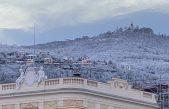 U OKU KAMERE Opatija i snježno zaleđe – Uhvaćen neočekivani trenutak ljepote