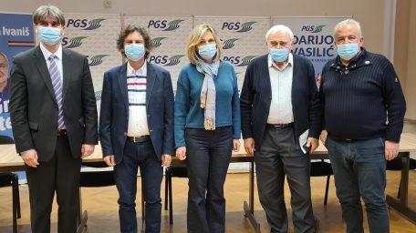 PGS dobio dva jaka kadrovska pojačanja: Diana Grgurić i Aleksandar Saša Valenčić 'novopečeni PGS-ovci'