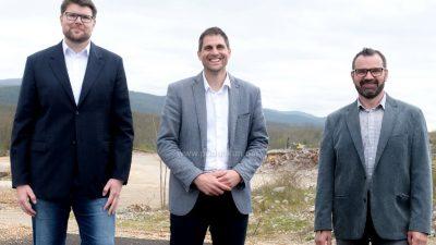 [VIDEO] Predsjednik SDP-a Peđa Grbin: Vedranu i njegovom timu dajem punu podršku